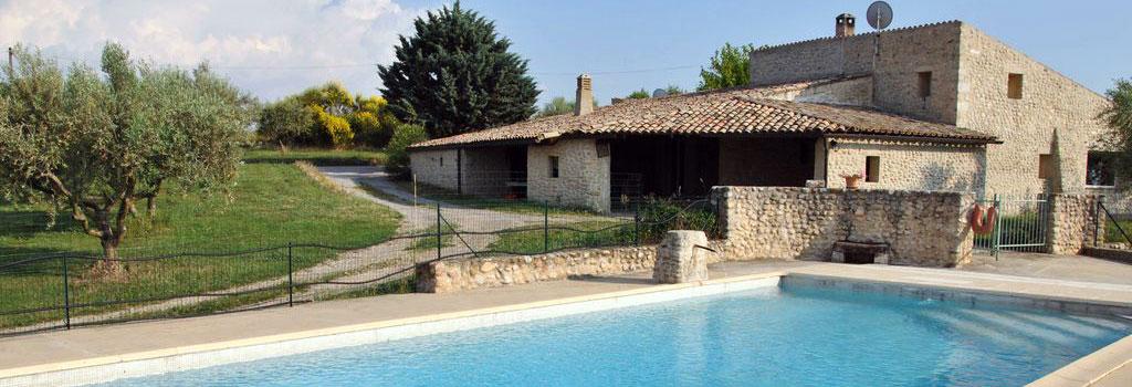 Gites piscine - Trottevache Valensole, Provence