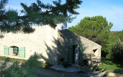 Le Mas de Trotte-Vache, location de gîtes à Valensole, Provence : Gîte VALLON - Le Mas de Trotte-Vache