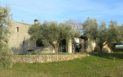 Gîtes à Valensole en Provence : Gîte VENTOUX - Le Mas de Trotte-Vache